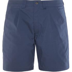 Haglöfs Mid Solid Pantalones cortos Mujer, tarn blue